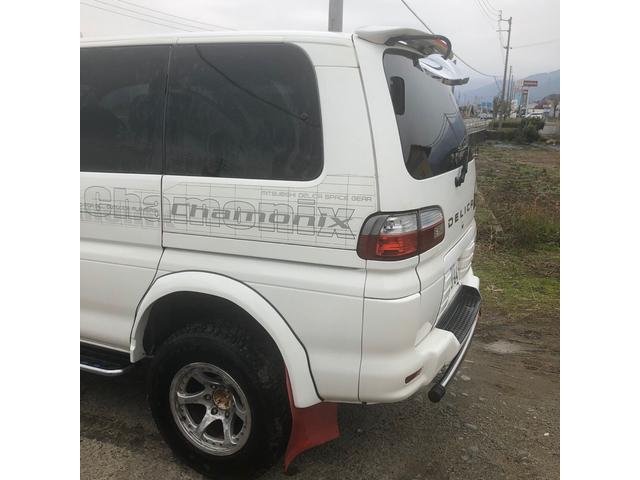 「三菱」「デリカスペースギア」「ミニバン・ワンボックス」「愛媛県」の中古車7