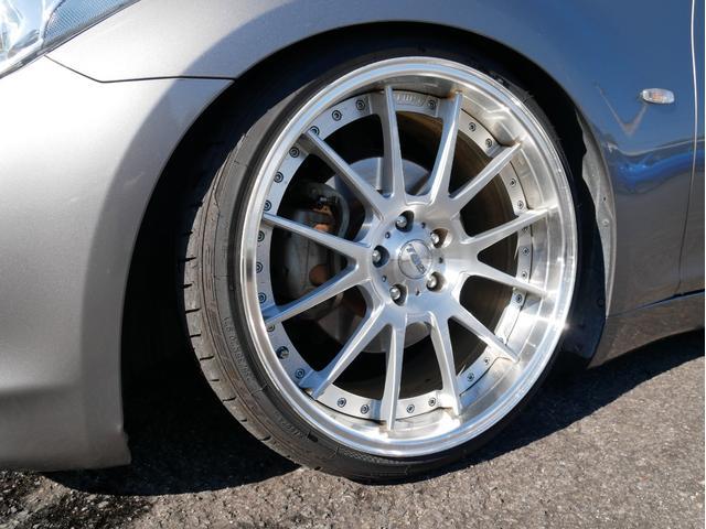 250GT TWSエクスリート206S20インチアルミ・BLITZ車高調・BOSEサウンドシステム・ハーフレザーシート・パワーシート・プッシュスタート&スマートキー・ETC(18枚目)