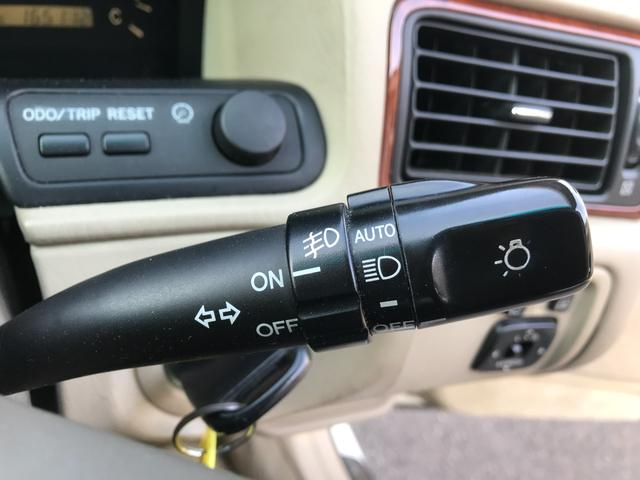 3.0Aタイプ クルーズコントロール パワーシート HIDヘッドライト ETC キーレスエントリー(31枚目)