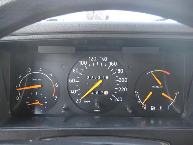900ターボ16 レザーシート サンルーフ アルミホイール(8枚目)
