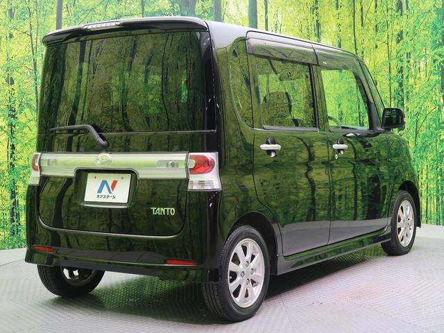 カスタムX スマートキー HIDヘッド フォグ ETC オートエアコン 純正エアロ 純正14アルミ ウィンカーミラー 純正オーディオ 電動格納ミラー ABS プライバシーガラス(21枚目)