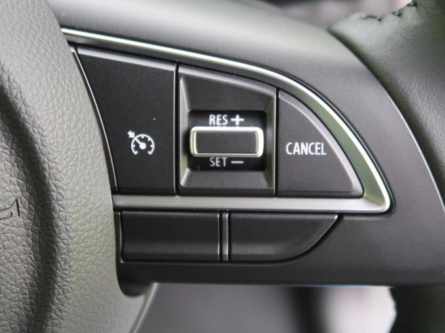 【クルーズコントロール】も装着済みで高速道路で楽々。アクセルを離しても一定速度で走行ができる装備です。加速減速もスイッチ操作でOKです。