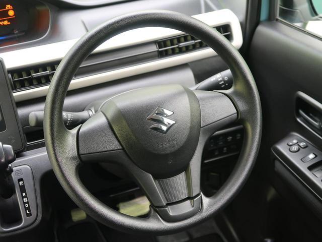 ハイブリッドFX 衝突軽減装置 スマートキー シートヒーター アイドリングストップ オートエアコン 純正オーディオ オートライト 電動格納ミラー 横滑り防止装置 車線逸脱警報 ヘッドライトレベライザー ベンチシート(38枚目)