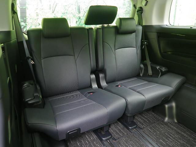 2.5Z Gエディション 衝突軽減装置 両側電動ドア レーダークルーズ 車線逸脱警報 純正10型ナビ バックモニター LEDヘッド フォグ パワーシート フルセグ 7人乗り ETC シートヒーター 純正アルミ18インチ ABS(14枚目)