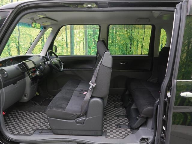 カスタムVセレクションターボ ナビ 電動スライド 純正15アルミ スマートキー フルセグ ETC オートエアコン HIDヘッド フォグ 電動格納ミラー ウインカーミラー ベンチシート ドアバイザー イモビライザー ABS(39枚目)