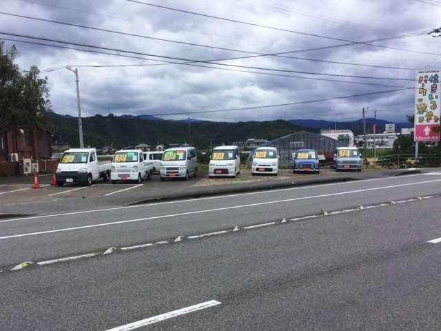 「スズキ」「アルトラパン」「軽自動車」「高知県」の中古車2