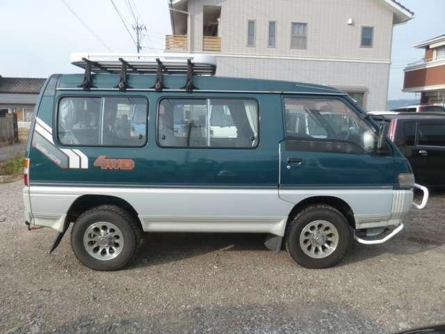 「三菱」「デリカスターワゴン」「ミニバン・ワンボックス」「高知県」の中古車5