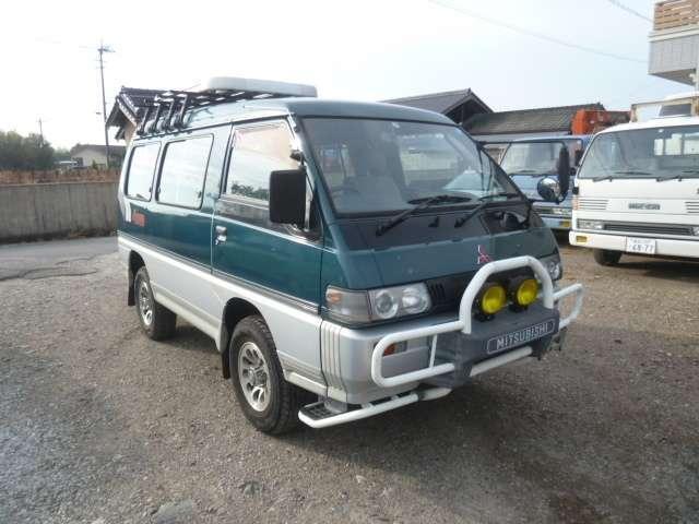 「三菱」「デリカスターワゴン」「ミニバン・ワンボックス」「高知県」の中古車6