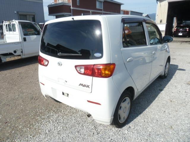 「ダイハツ」「MAX」「コンパクトカー」「高知県」の中古車5