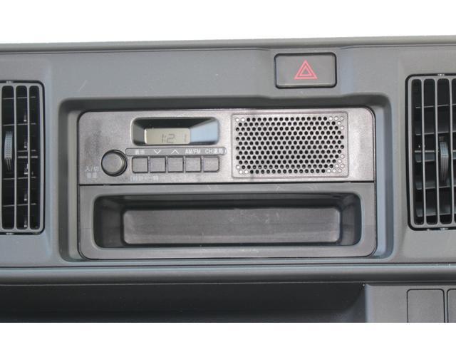 AM/FMラジオが付いています!お好きなラジオ番組を聞きながら楽しくお仕事できますよ。