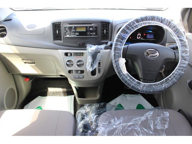 運転のしやすさを最優先させたインパネデザインです!