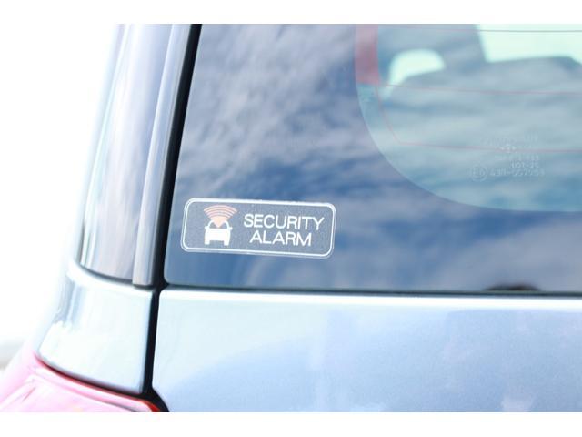 盗難防止のセキュリティアラームが付いています。不正にドアが開いた場合、警告音を発することで周囲に異常を知らせます!