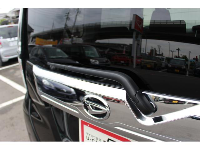 カスタムG ターボ SAIII パノラマモニター ステアリングスイッチ 両側電動スライドドア コーナーセンサー キーフリー(33枚目)