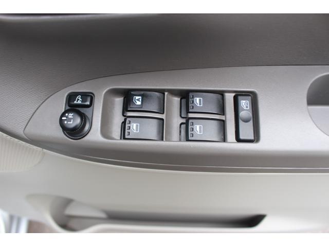 Xターボ SA メモリーナビ 片側電動スライドドア 前後ドラレコ ETC キーフリー(24枚目)