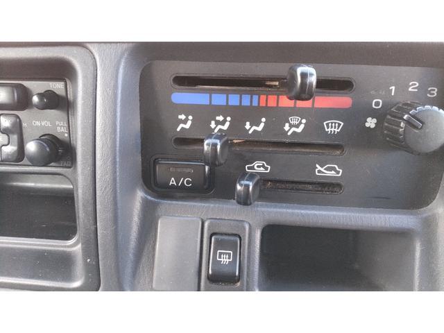 トランスポーター 4WD 5MT キーレス パワーウィンド スモークガラス パワステ エアコン(21枚目)