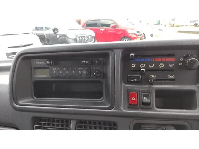 トランスポーター 4WD 5速 エアコン パワステ パワーウインドウ キーレス プライバシーガラス ETC ワンオーナー(10枚目)