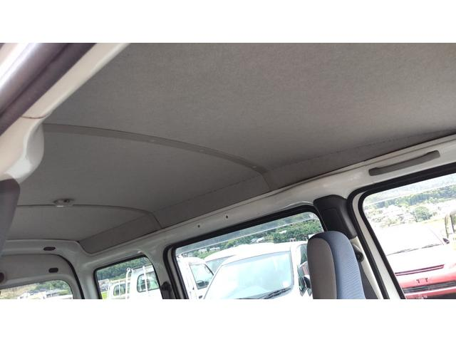 トランスポーター 4WD 5速 エアコン パワステ パワーウインドウ キーレス プライバシーガラス ETC ワンオーナー(12枚目)