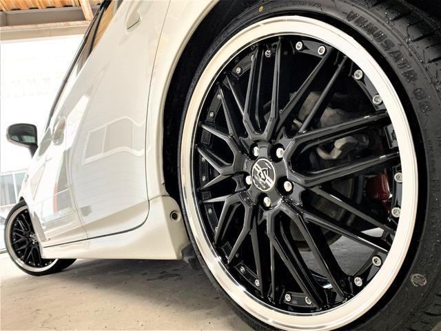 S 新品タナベ車高調・新品19AW・新品タイヤ・フォグランプ・ステアリングリモコン・純正7型SDナビ・TV・オートエアコン(20枚目)