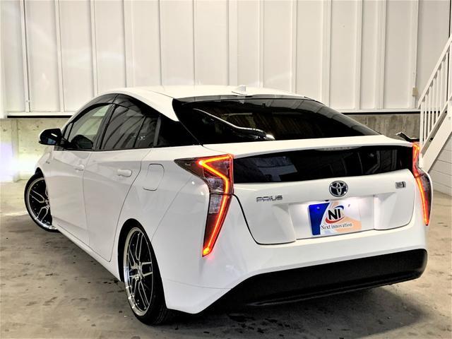 S 新品車高調・新品19アルミ・新品タイヤ・新品シートカバー・フォグランプ・純正ビルトインETC・純正ナビ・Bluetooth・TV・バックカメラ・スマートキー・ウィンカーミラー・LEDヘッドライト・(8枚目)