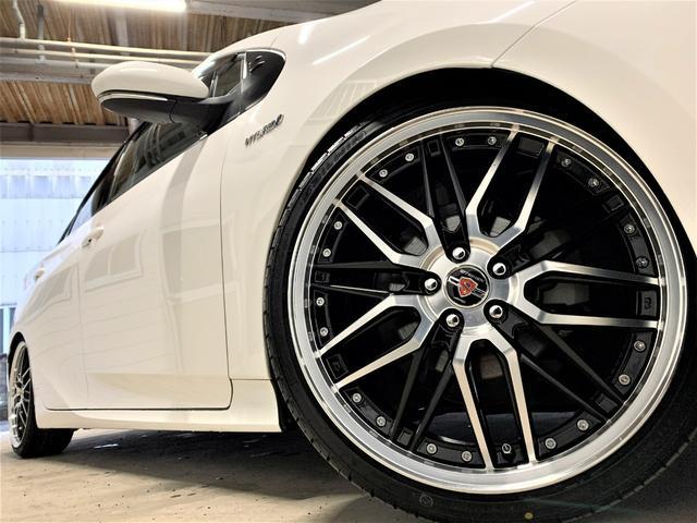 S 新品車高調・新品19アルミ・新品タイヤ・新品シートカバー・フォグランプ・純正ビルトインETC・純正ナビ・Bluetooth・TV・バックカメラ・スマートキー・ウィンカーミラー・LEDヘッドライト・(10枚目)