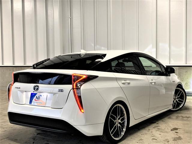 S 新品車高調・新品19アルミ・新品タイヤ・新品シートカバー・フォグランプ・純正ビルトインETC・純正ナビ・Bluetooth・TV・バックカメラ・スマートキー・ウィンカーミラー・LEDヘッドライト・(15枚目)