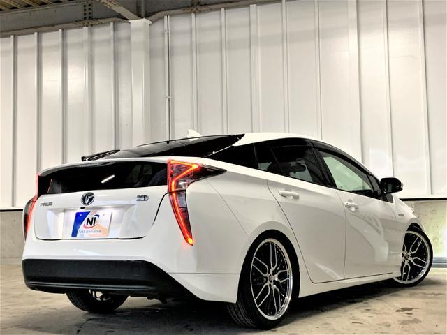 S 新品車高調・新品19アルミ・新品タイヤ・新品シートカバー・フォグランプ・純正ビルトインETC・純正ナビ・Bluetooth・TV・バックカメラ・スマートキー・ウィンカーミラー・LEDヘッドライト・(16枚目)