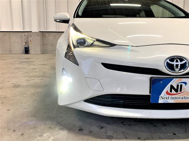 S 新品車高調・新品19アルミ・新品タイヤ・新品シートカバー・フォグランプ・純正ビルトインETC・純正ナビ・Bluetooth・TV・バックカメラ・スマートキー・ウィンカーミラー・LEDヘッドライト・(19枚目)