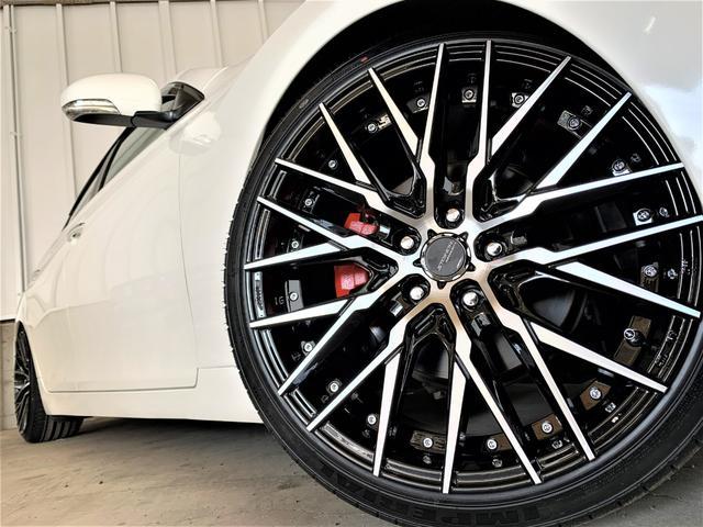 250G リラックスセレクション 新品車高調・新品19アルミ・新品シートカバー・新品純正G'Sバンパー・純正ナビ・TV・ETC・バックカメラ・パワーシート・フォグランプ・ウィンカーミラー・流れるウィンカー・LEDファイバーテール(8枚目)