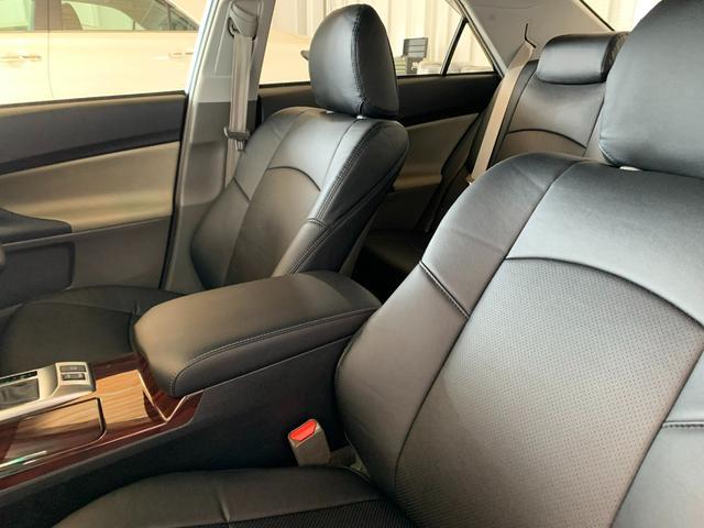 250G リラックスセレクション 新品車高調・新品19アルミ・新品シートカバー・新品純正G'Sバンパー・純正ナビ・TV・ETC・バックカメラ・パワーシート・フォグランプ・ウィンカーミラー・流れるウィンカー・LEDファイバーテール(40枚目)