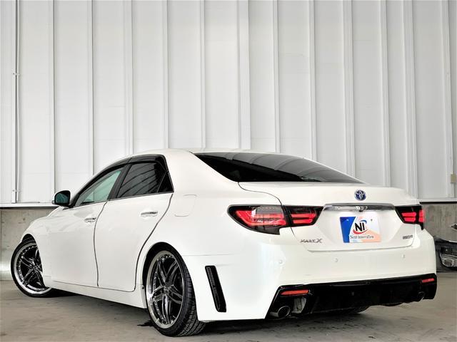 250G リラックスセレクション 車高調・新品19アルミ・シートカバー・新品G´Sバンパー・新品シーケンシャルヘッドライト・新品LEDファイバーテール・流れるウィンカー・Cセンサ・マルチナビ・Bカメ・ETC・フォグ(7枚目)