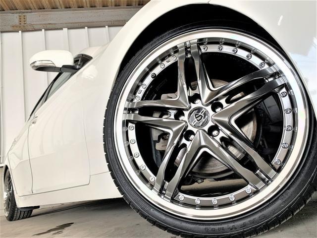 250G リラックスセレクション 車高調・新品19アルミ・シートカバー・新品G´Sバンパー・新品シーケンシャルヘッドライト・新品LEDファイバーテール・流れるウィンカー・Cセンサ・マルチナビ・Bカメ・ETC・フォグ(8枚目)
