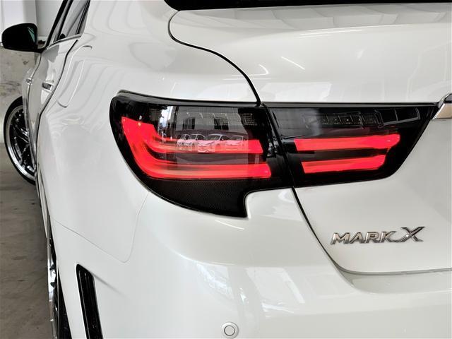 250G リラックスセレクション 車高調・新品19アルミ・シートカバー・新品G´Sバンパー・新品シーケンシャルヘッドライト・新品LEDファイバーテール・流れるウィンカー・Cセンサ・マルチナビ・Bカメ・ETC・フォグ(16枚目)