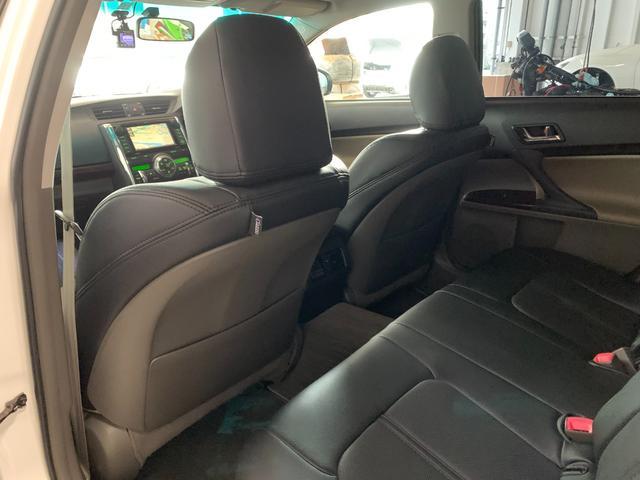 250G リラックスセレクション 車高調・新品19アルミ・シートカバー・新品G´Sバンパー・新品シーケンシャルヘッドライト・新品LEDファイバーテール・流れるウィンカー・Cセンサ・マルチナビ・Bカメ・ETC・フォグ(48枚目)