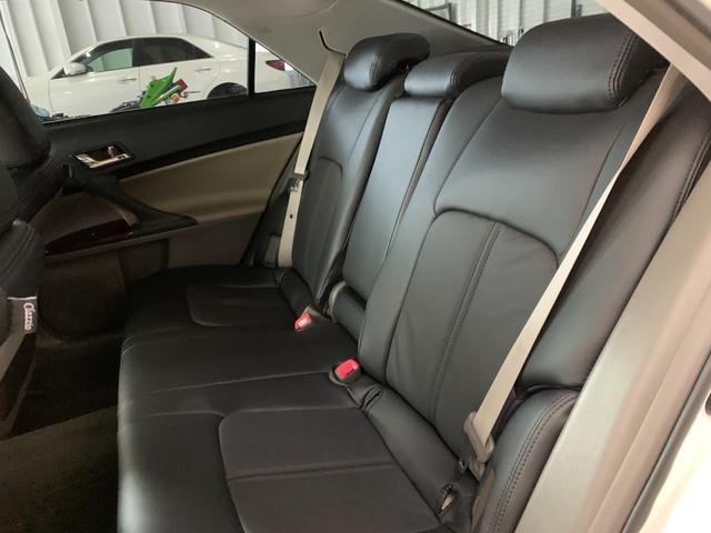250G リラックスセレクション 車高調・新品19アルミ・シートカバー・新品G´Sバンパー・新品シーケンシャルヘッドライト・新品LEDファイバーテール・流れるウィンカー・Cセンサ・マルチナビ・Bカメ・ETC・フォグ(49枚目)