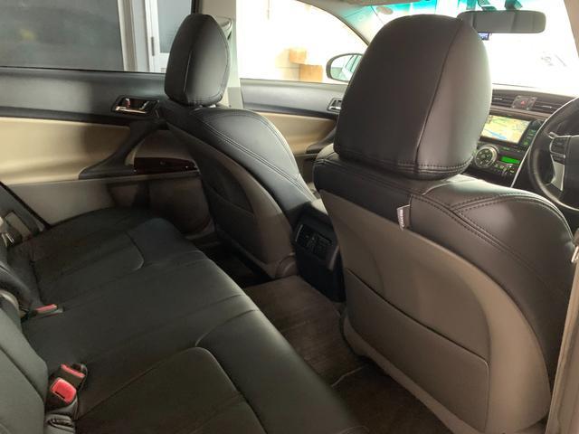 250G リラックスセレクション 車高調・新品19アルミ・シートカバー・新品G´Sバンパー・新品シーケンシャルヘッドライト・新品LEDファイバーテール・流れるウィンカー・Cセンサ・マルチナビ・Bカメ・ETC・フォグ(50枚目)