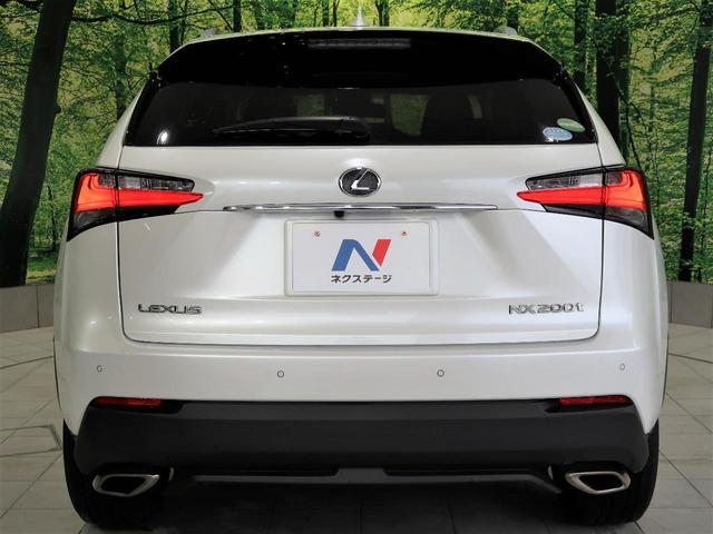 NX200t Iパッケージ プリクラッシュセーフティ 三眼LEDヘッドライト レーダークルーズ シートヒーター パワーバックドア クリアランスソナー ステアリングヒーター プレミアムサウンド(25枚目)