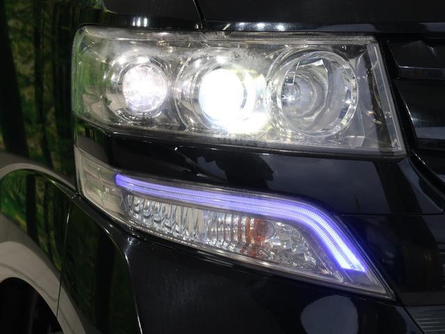 G SSブラックスタイルパッケージ 純正ナビ 衝突軽減装置 HIDヘッド 両側電動ドア シートヒーター 純正14アルミ スマートキー アイドリングストップ バックカメラ オートライト(11枚目)