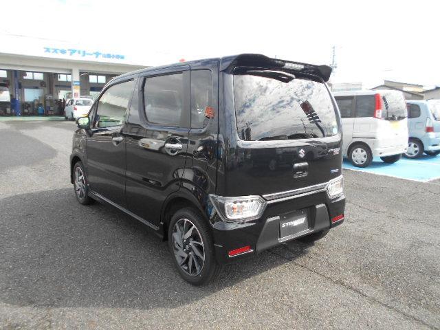 「スズキ」「ワゴンRスティングレー」「コンパクトカー」「山口県」の中古車9