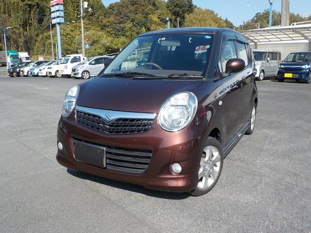 「スズキ」「MRワゴン」「コンパクトカー」「山口県」の中古車7