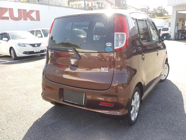 「スズキ」「MRワゴン」「コンパクトカー」「山口県」の中古車8