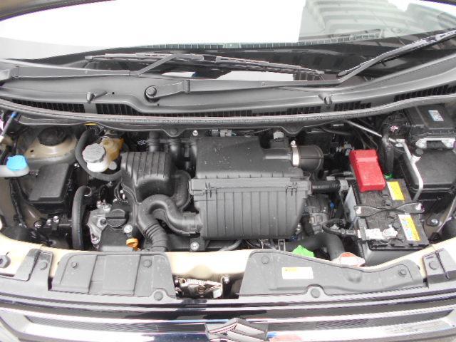 ハイブリッドFX キ-レスプッシュスタート・ハイブリッド・衝突被害軽減装置・運転席シートヒーター・禁煙車(24枚目)