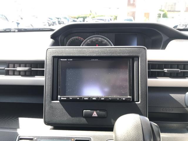 ハイブリッドFX 7インチナビ付き・ハイブリッド・禁煙車・アイドリングストップ・フルオートエアコン(10枚目)