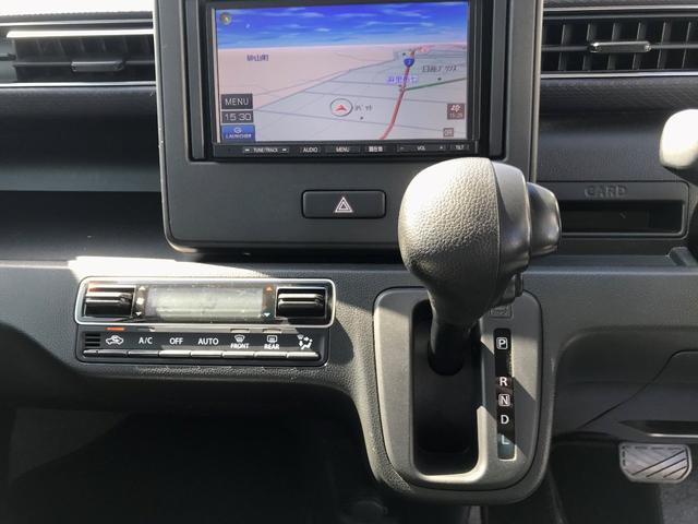 ハイブリッドFZ 7インチナビ・ハイブリッド・禁煙車・アイドリングストップ・フォグランプ・キーレスプッシュスタート・スマートキー・LEDヘッドライト・オートライト・フルオートエアコン・純正アルミホイール(11枚目)