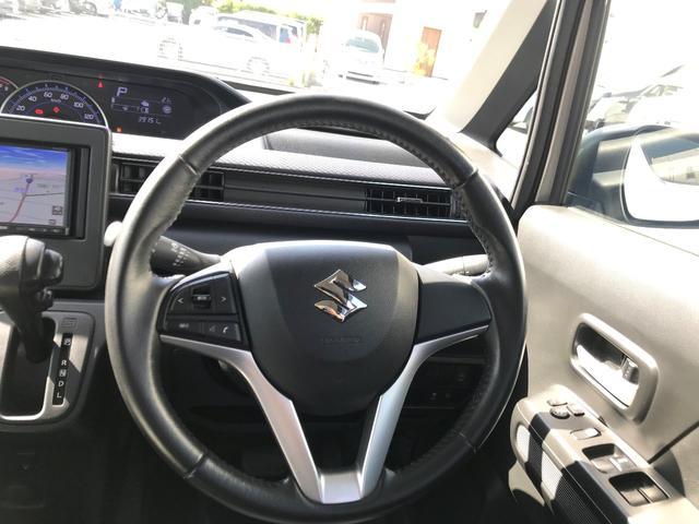 ハイブリッドFZ 7インチナビ・ハイブリッド・禁煙車・アイドリングストップ・フォグランプ・キーレスプッシュスタート・スマートキー・LEDヘッドライト・オートライト・フルオートエアコン・純正アルミホイール(16枚目)
