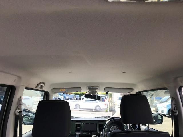 Jスタイル 7インチナビ・アイドリングストップ・衝突被害軽減装置・本革巻きハンドル・運転席助手席シートヒーター・ツートーンカラー・フルオートエアコン・防汚ラゲッジフロア・(12枚目)