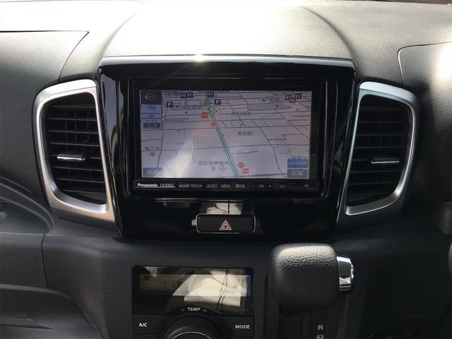 GSターボ 禁煙車・修復歴無し・ターボ機能付き・運転席シートヒーター・7インチフルセグナビ付・Bluetooth接続・DVD再生・アイドリングストップ・盗難防止システム・スマートキー・オートライト・USB端子付き(10枚目)
