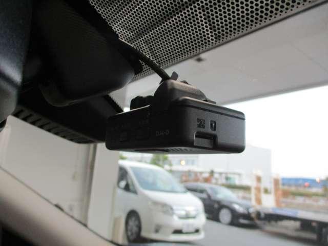 日産の純正ドライブレコーダー付きなのでもしもの事態にも録画しているので安心です。