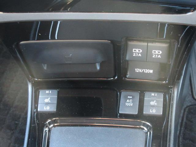 ハイブリッドGi フルセグ メモリーナビ DVD再生 ミュージックプレイヤー接続可 バックカメラ 衝突被害軽減システム ETC 両側電動スライド LEDヘッドランプ 乗車定員7人 3列シート ワンオーナー 記録簿(16枚目)
