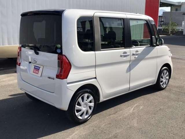 「ダイハツ」「タント」「コンパクトカー」「徳島県」の中古車5