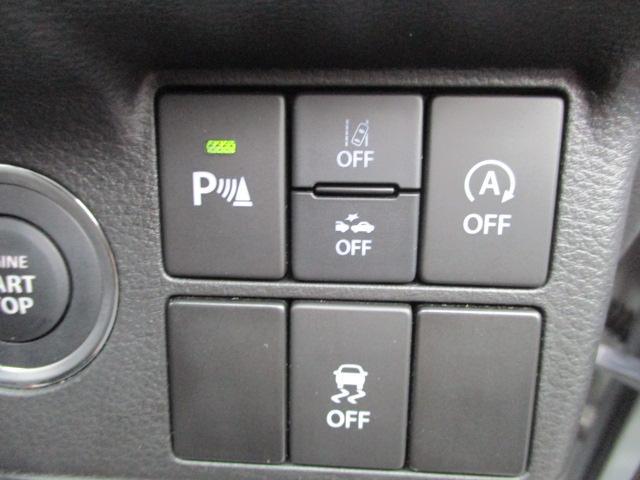 後退時ブレーキサポート/車線逸脱警報機能/デュアルセンサーブレーキサポート/アイドリングストップ/横すべり